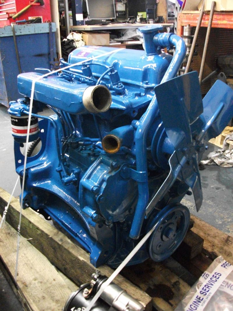 Ford 3 Cyl Diesel : Precision engine services ford cylinder
