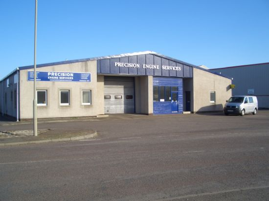Precision Engine Services, 48 Seafield Road, Inverness