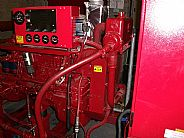 Iveco fire pump - fully overhauled by Precision