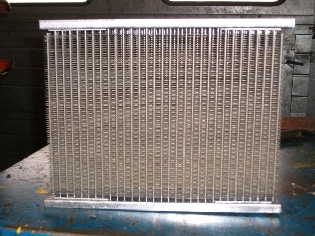 A refurbished radiator